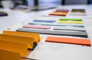 Plisy okienne - katalog materiałów