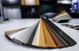 Wzornik żaluzji drewnianych | Lubas Concept