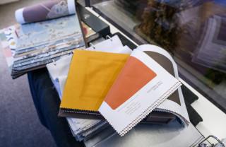 Wzornik materiałów - zasłony i firany | Lubas Concept