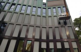 Refleksol w budynku biurowym ZIP | Selt | Mazowieckie | Serwis